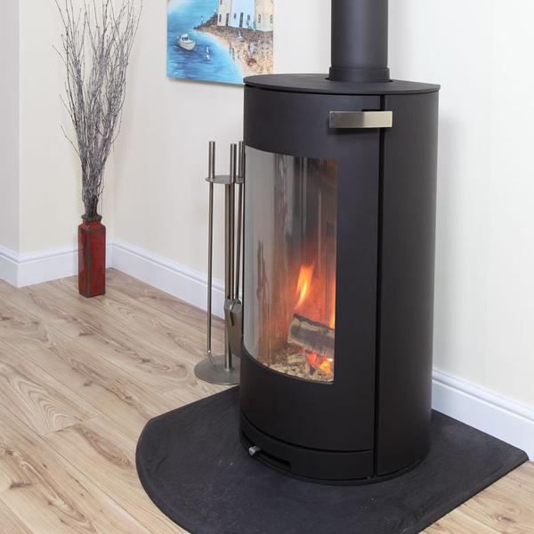 - Mendip Somerton II Compact SE Wood Burning Stove Flames.co.uk